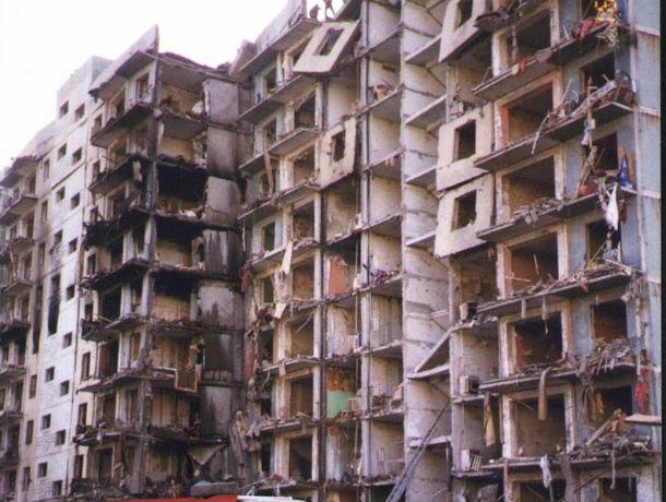 Календарь: ровно 20 лет назад в Волгодонске террористы взорвали жилой дом