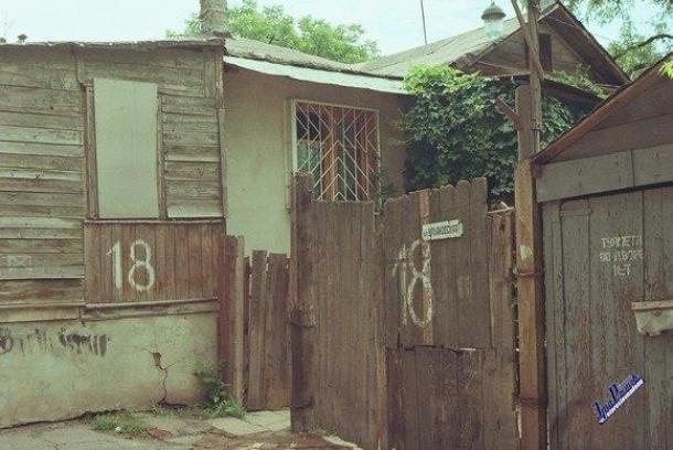 Дом наУльяновской претендует название старейшего вцентре Ростова-на-Дону