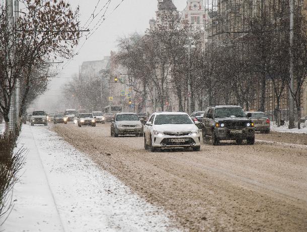 Неслыханная щедрость от коммунальщиков Ростова: по городу стало можно ходить без риска для жизни
