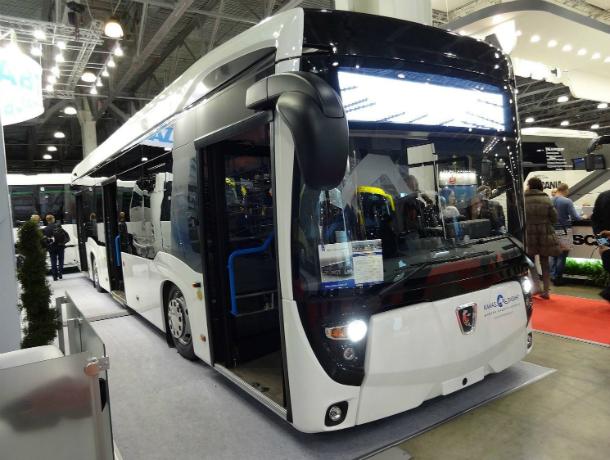 «КамАЗ» поставит вРостов электробус за37,1 млн рублей