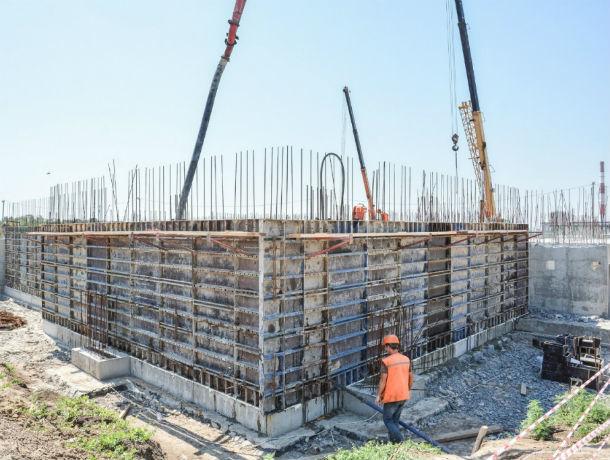 Где в Ростове строят два новых детских садика