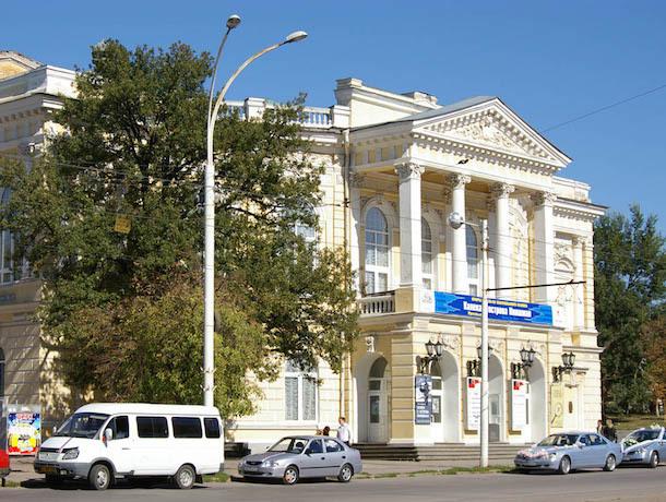 Ростов-на-Дону вошел в топ-5 самых театральных городов России