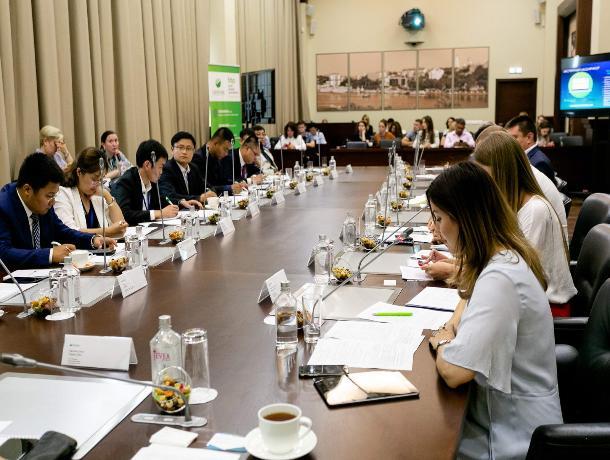 Российский и китайский бизнес в Ростове обсудили вопросы взаимодействия