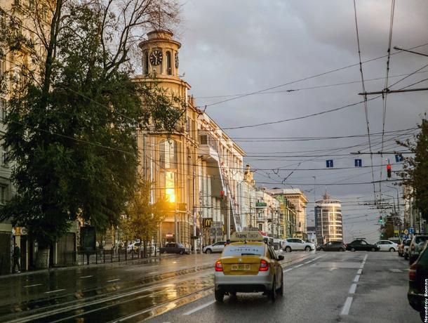 Ростовчан ждет прекрасное солнечное воскресенье 13 октября