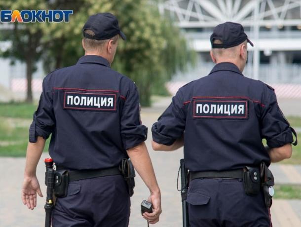 В Ростове сотрудник ЧОПа ударил полицейского