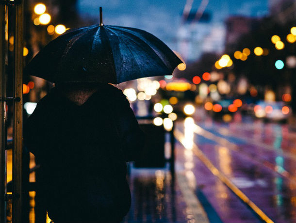 Понедельник «порадует» ростовчан дождем со снегом