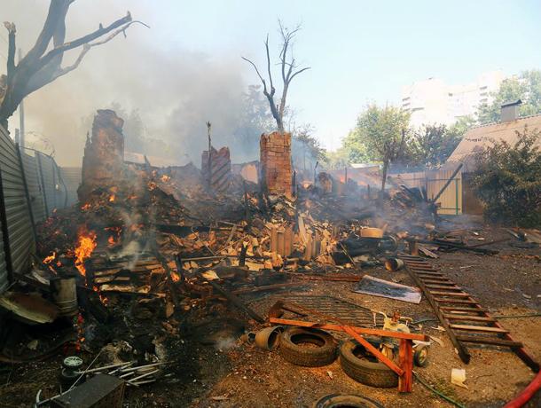 Власти решили построить театр кукол всгоревшем районе Ростова