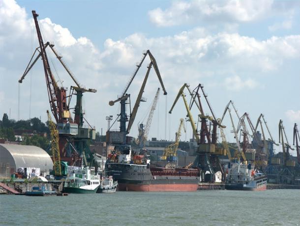 Крупный агрохолдинг приобрел торговый порт в Ростове