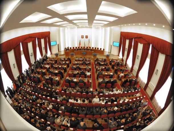 В Ростове решили законом заставить депутатов исполнять наказы избирателей