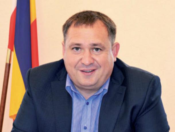 Нового главу Обливского района торжественно представил губернатор Ростовской области Василий Голубев