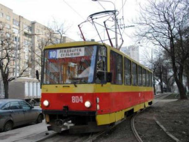 Продлить удовольствие от поездки, объединив маршруты трамваев № 7 и 10 предлагает житель Ростова