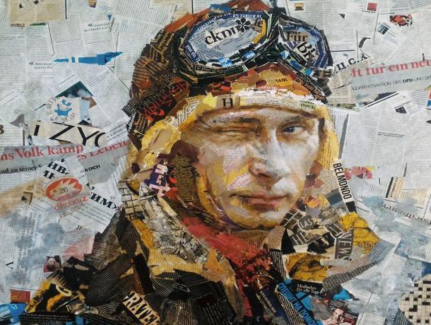 В Ростове открылась главная ежегодная художественная выставка