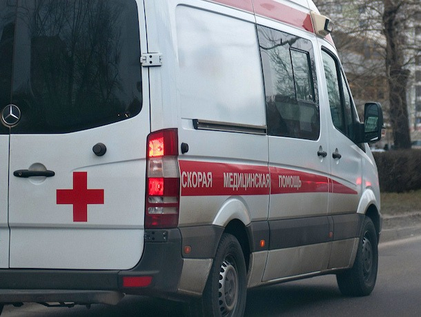 В Ростове 57-летний водитель «Лады Калины» сбил пешехода