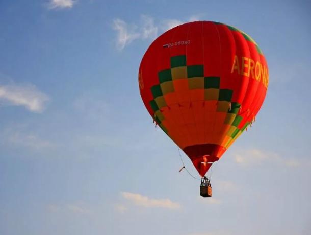 Увлекательные полеты на воздушном шаре незаконно организовывал житель Ростовской области