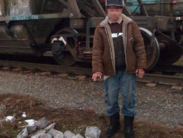 НаДону гражданин Нижегородской области похитил изгрузового поезда 33 чугунных слитка