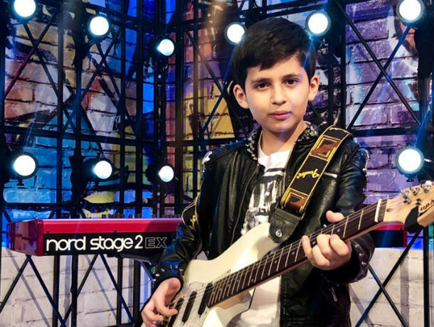 Юный певец из Ростова не смог победить дочку Алсу на шоу «Голос.Дети»