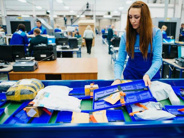 Черепаший рекорд скорости побила мощная логистика «Почты России» в Ростове