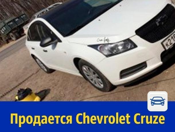 Не битый и не крашеный Chevrolet Cruze продается в Ростове