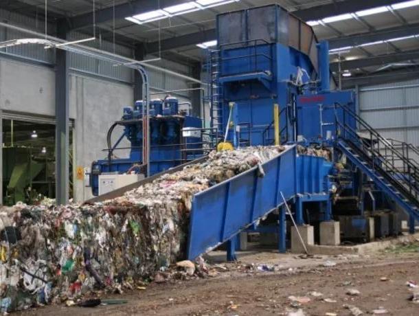 Для мусора из Ростова нашли уже третье место