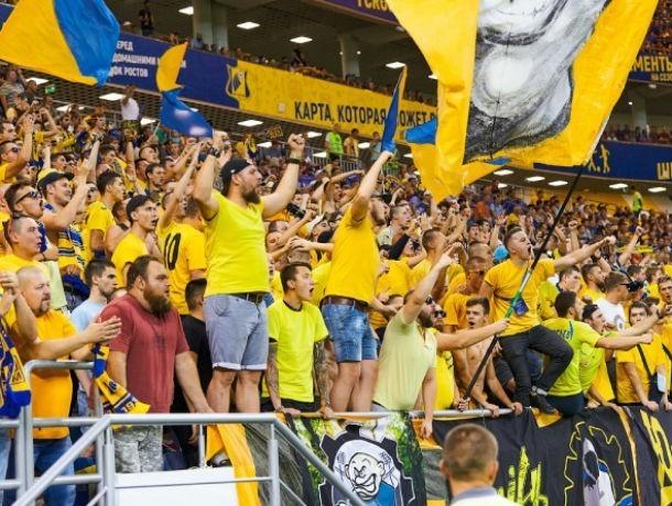 Стала известна дата футбольного матча между донским клубом и «Краснодаром» на стадионе «Ростов Арена»