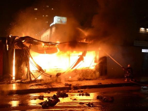 Сентиментальный житель Ростовской области отомстил за друга и поджог магазин