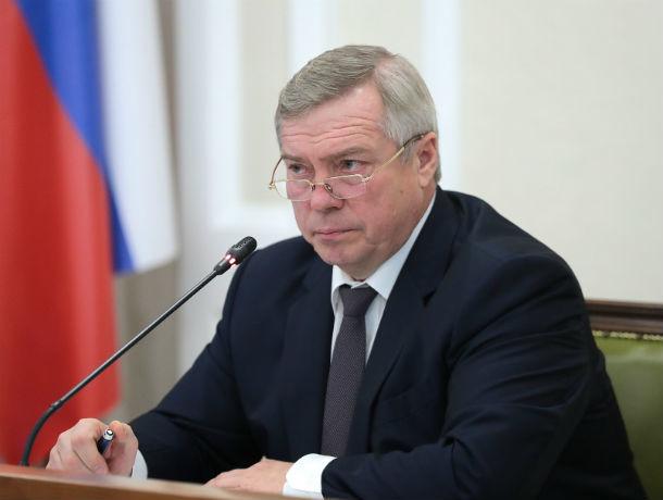 Массовые аресты чиновников в Ростовской области проходят на фоне молчания губернатора