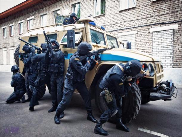 ВРостове сучастием ОМОНа задержаны двое мошенников