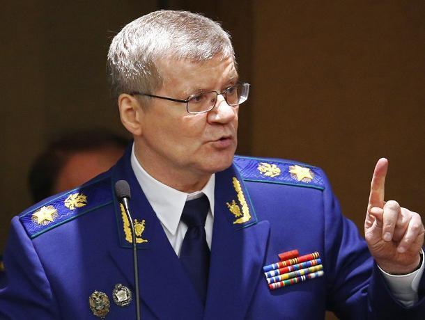 В Ростов приедет генеральный прокурор России обсудить мусорную реформу