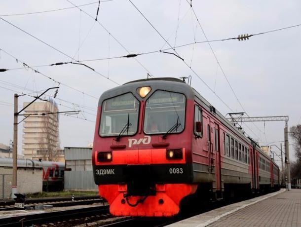 Ростовская городская электричка остановится наТемернике