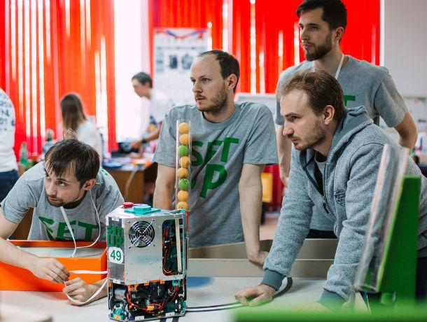Российский этап чемпионата «ЕВРОБОТ» прошел в Ростове при поддержке Сбербанка