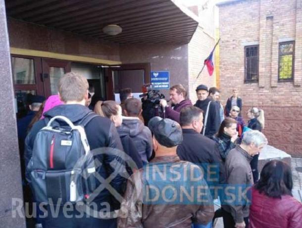 Жителей ДНР повезут в Ростовскую область за российскими паспортами на автобусах