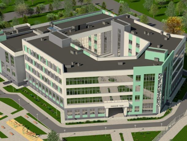 Строители ломают здание школы № 32 в Ростове