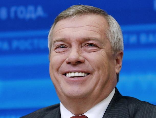 Будущее Аксая, настоящее Ростова, прошлое Шахт: о чем Голубев говорил с журналистами