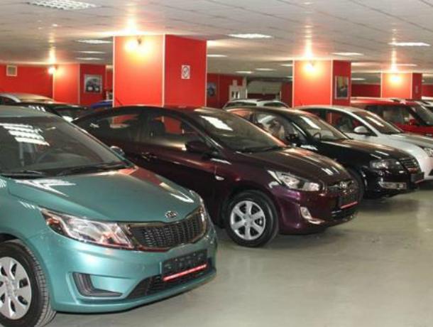 Число проданных легковых автомобилей выросло на 14% в Ростовской области
