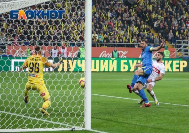 «Ростов» уверенно обыграл «Спартак» на турнире в Австрии