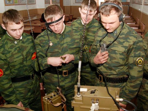 Студенты смогут пройти военную подготовку, даже если в институте нет военной кафедры