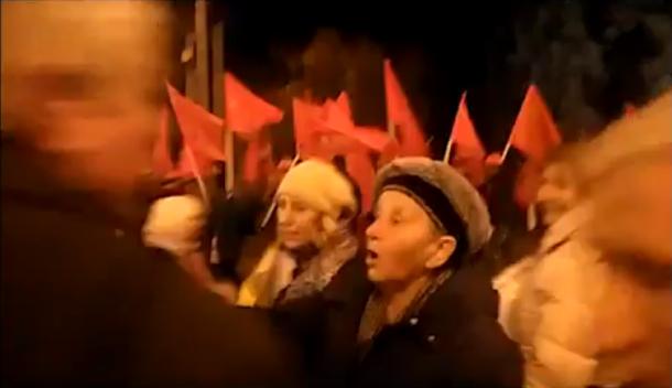 Шахтёры «КИНГКОУЛ» поучаствовали вмитинге вРостове-на-Дону