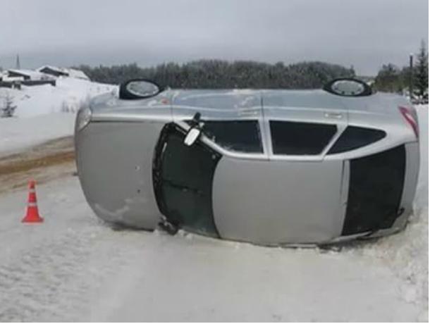 Молодой шофёр умер вДТП свозгоранием натрассе «Ростов— Азов»