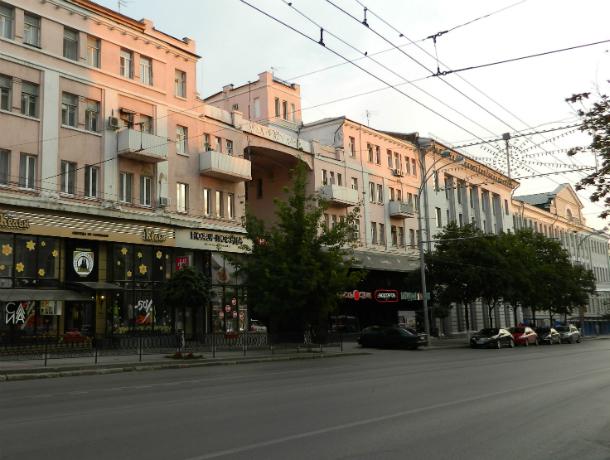 Движение в центре Ростова открыли до Театральной площади