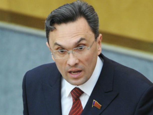 В Ростове после 7 лет следствия вынесен приговор экс-депутату Госдумы от КПРФ