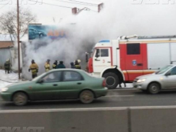 Тело 17-летнего подростка обнаружили в обгоревшей автомойке Ростова