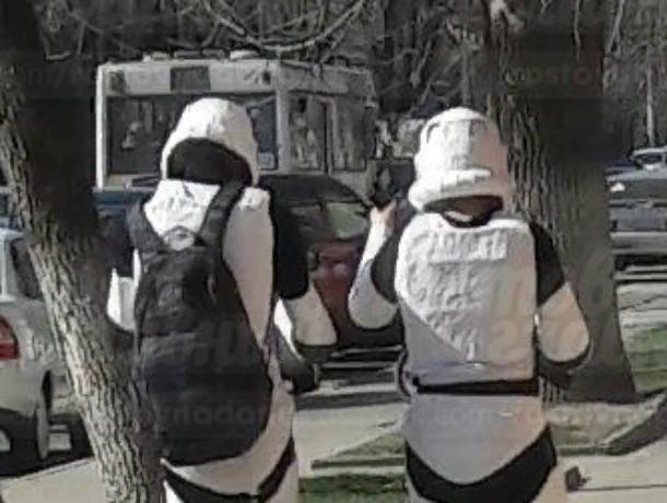 Заблудившиеся «в поисках звезды смерти» штурмовики рассмешили жителей Ростовской области