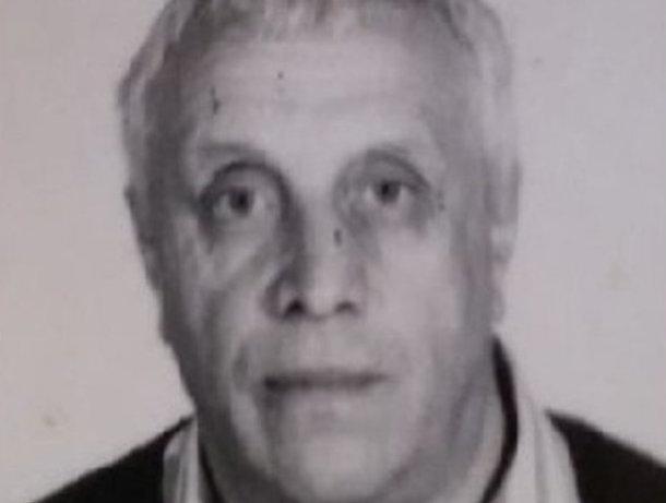 Пожилой мужчина в трико и меховой шапке пропал без вести в Ростове-на-Дону