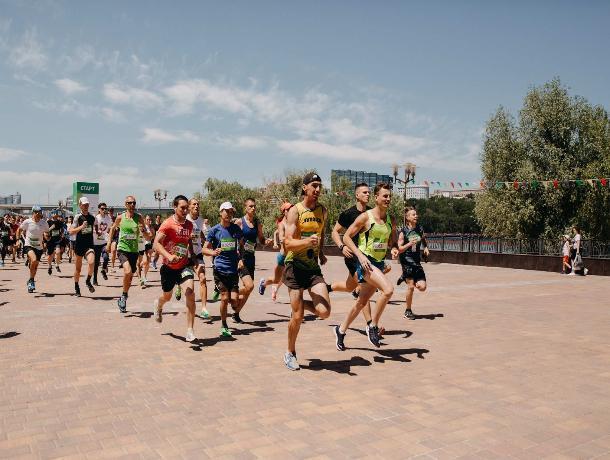 В «Зеленом марафоне» приняли участие более пяти тысяч ростовчан