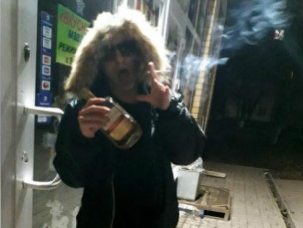 Гражданин Ростова-на-Дону предложил горожанам услуги «собутыльника начас»