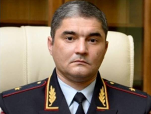 Заместитель начальника донскогоГУ МВД уходит вотставку