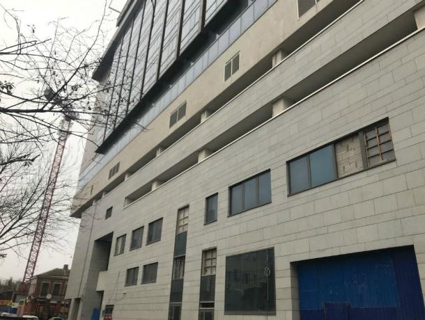 Строительство отеля Hyatt в Ростове-на-Дону будет проходить в круглосуточном режиме