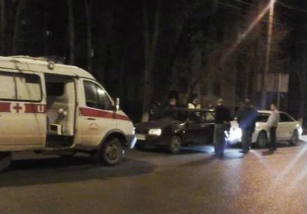 ВКрасном Сулине в итоге ДТП 2-х легковых машин, умер шофёр