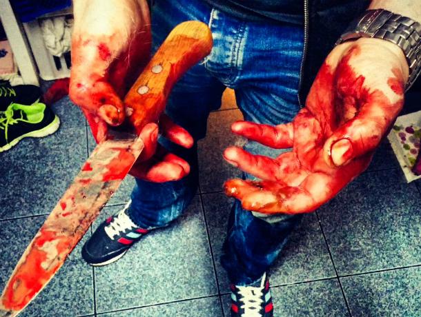 Парень пырнул ножом знакомого вовремя ссоры вРостове-на-Дону