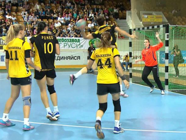 Гандболистки «Ростова-Дона» обыграли «Эрд» вматче Кубка EHF